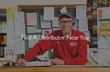 Find a Distributor Near You