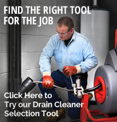 drain cleaning professional tools drain cleaning
