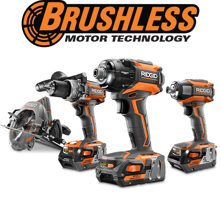 Ridgid Brushless